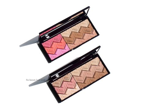 by terry sun designer palettes for spring tan and flash the beauty look book by terry