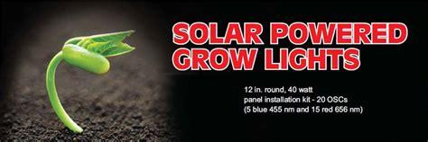 helios solar motion sensor light solar powered grow lights solar power garden led grow