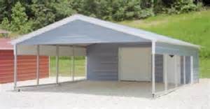 Enclosed Carport Kits Carport Kits Your Model Home