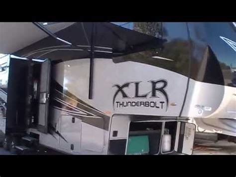 Jeff S Rv Nation by Jeff Couchs Rv Nation Forestriver Xlr Thunderbolt 395