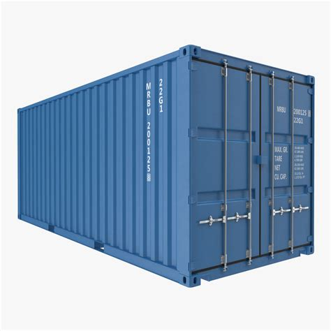 iso container preis 20 ft iso container 3d 3ds