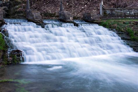 free photos siewer springs waterfall up in iowa image free