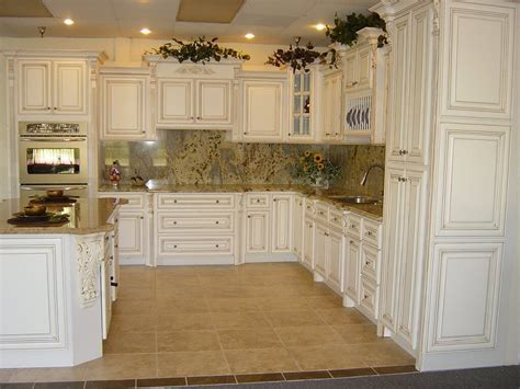 white country kitchen cabinets french country antique white kitchen cabinet with