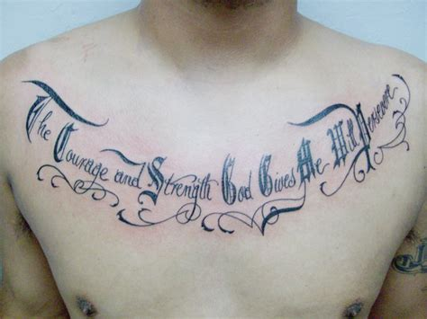 tattoo generator on chest fancy cursive letters generator picture male models picture