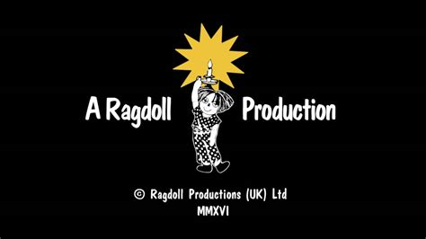a ragdoll production ragdoll productions 1985 logo remake in hd