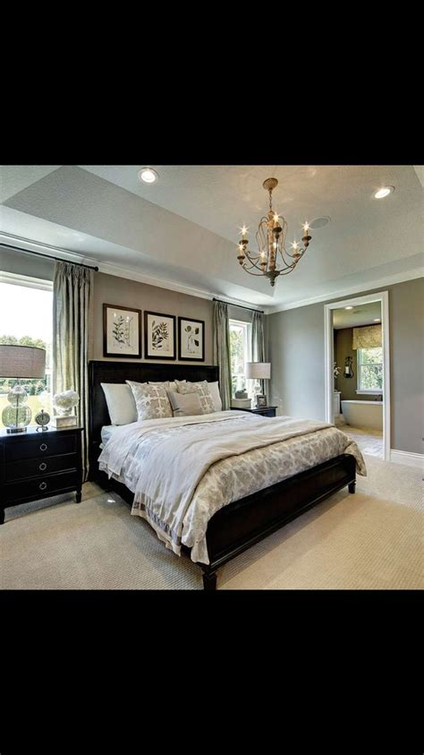 Bedroom Window Design 25 Best Ideas About Bed Between Windows On Pinterest Curtain Rod Canopy White Curtain Rod