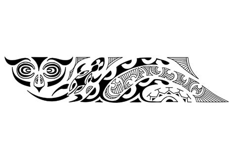 polynesian wristband tattoo designs stylish polynesian armband design
