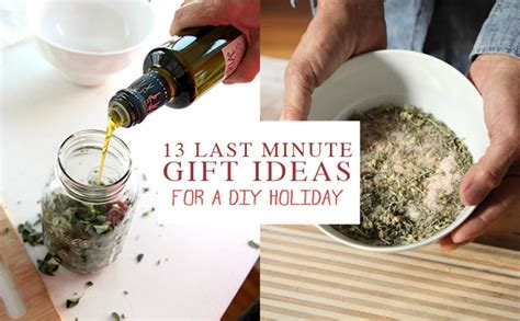 last minute gift ideas for last minute gift ideas to make at home using herbs