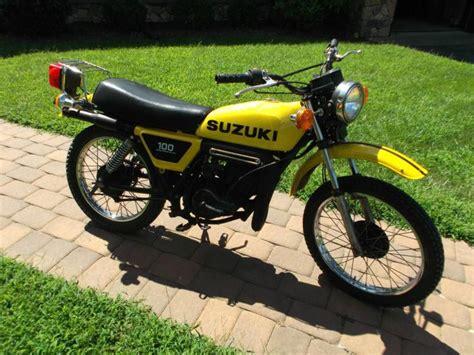 Suzuki Ts 100 Buy Suzuki Ts100 Dual Sport On 2040motos