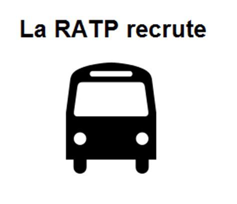 ratp si鑒e social ratp recrutement 2014 controleur conducteur stage
