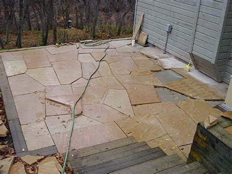 Grouting Patio Slabs by Drying Patio Grout Modern Patio Outdoor