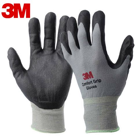 comfort grip gloves 3m work gloves comfort grip wear resistant slip resistant