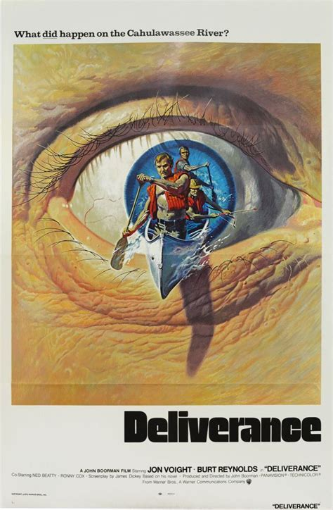 themes in deliverance by james dickey deliverance james dickey novel john boorman director