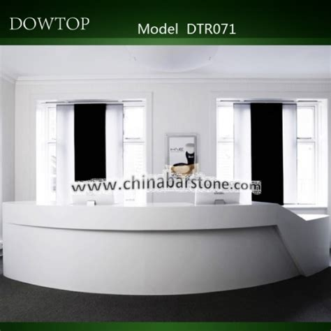 register desk for sale design hotel curved reception counter desk modern
