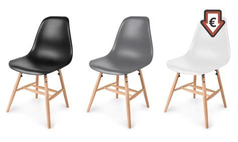 scandinavische eetkamerstoelen scandinavische stoelen hetta groupon goods