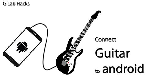 Usb Guitar Link Android recording electric guitar on android hack