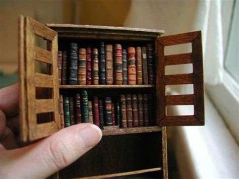 1000 images about miniature libraries on