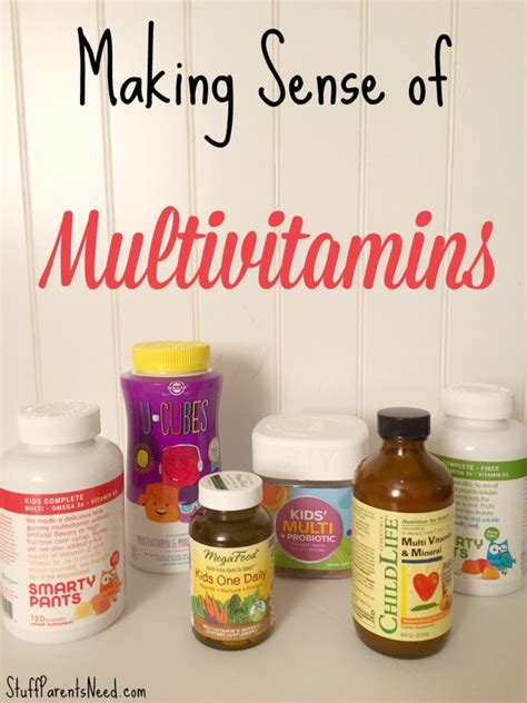 best multivitamin finding the best multivitamin for children my epic search