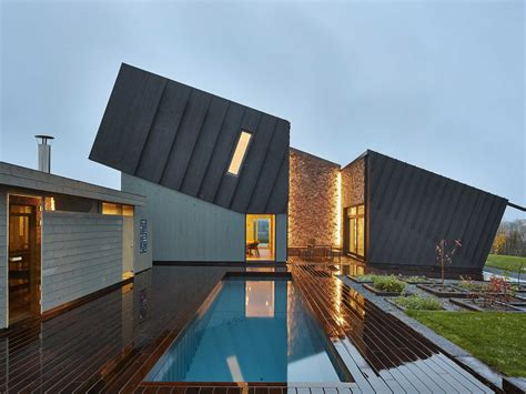 eco friendly architecture norwegian eco friendly house business insider
