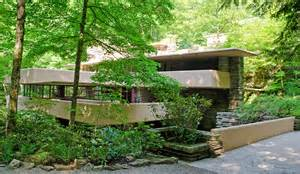 fallingwater first impressions everywhere once