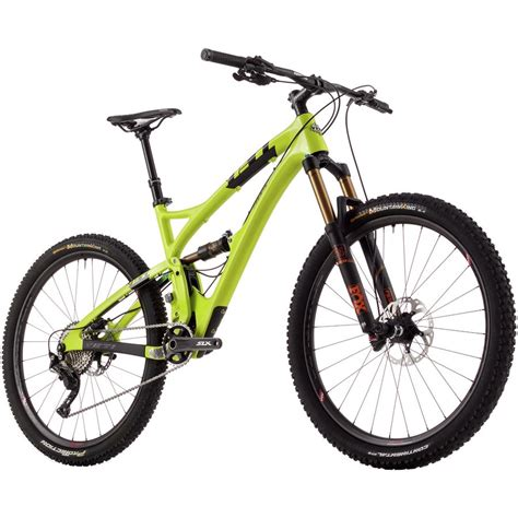 d mountain bike yeti cycles sb5 carbon slx complete mountain bike