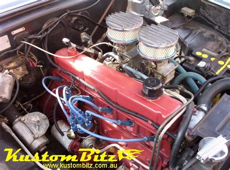 holden 186 engine holden 186 carb application kustom bitz