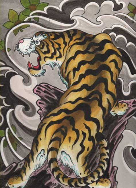 tattoo oriental tigre significado 60 tatuagens de tigres semana oriental posts oriental