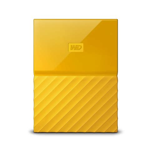 Wd Passport 1 Tb 2 5 Usb 3 0 Hitam wd my passport 1tb disco duro externo 2 5 usb 3 0 amarillo