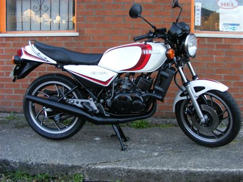 Yamaha Dt175mx 1981 Restored restored yamaha rd350lc 1981 photographs at classic bikes restored bikes restored