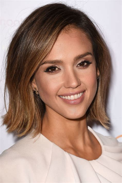 chin length flipped 15 summer haircuts