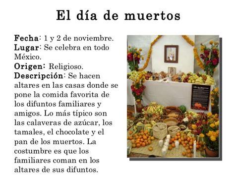 celebracin da de los difuntos en las comunidades fiestas y costumbres en pa 237 ses de habla hispana