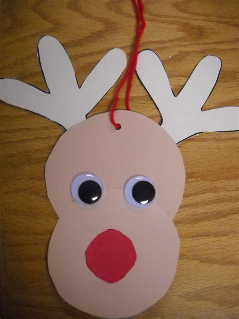 reindeer paper craft dmtaylor321 just another site page 3