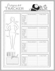 Weight Loss Journal Template by How To Lose The Baby Weight In 15 Weeks