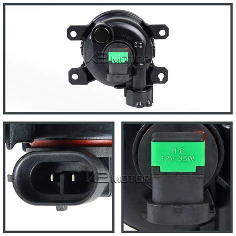 2015 honda pilot light cover 2012 2015 honda pilot clear fog lights kit cover bezel