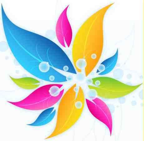 design bunga corel kursus coreldraw yogyakarta jogjawebseo