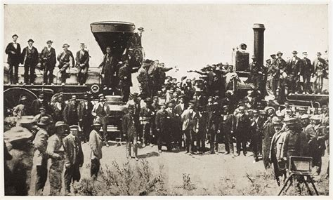 the sections of the transcontinental railroad join in opinions on transcontinental railroad