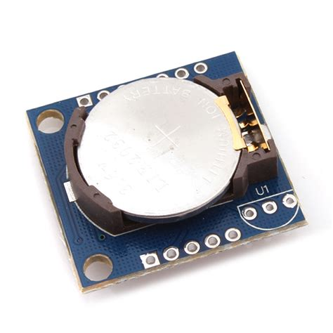 Tinny Rtc Ds1307 By Akhi Shop i2c tiny rtc ds1307 real time clock module
