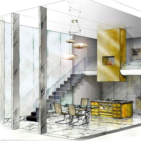 interior sketches 1000 images about interior sketches on pinterest