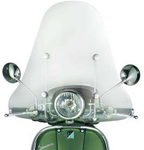 Aksesoris Flyscreen Windshield Modern Vespa Primavera image gallery vespa windscreen