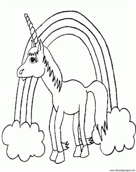 unicornio imagenes para pintar dibujo de unicornio 015 dibujos y juegos para pintar y