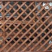 grate da giardino grigliati in legno per terrazzo grigliati e frangivento