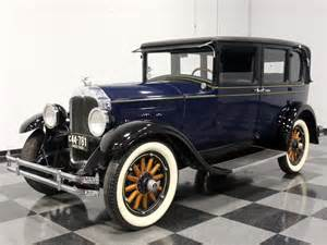 1928 Buick Parts 1928 Buick Town Brougham Streetside Classics The