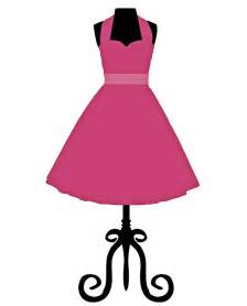 free illustration dress dress form pink girly free