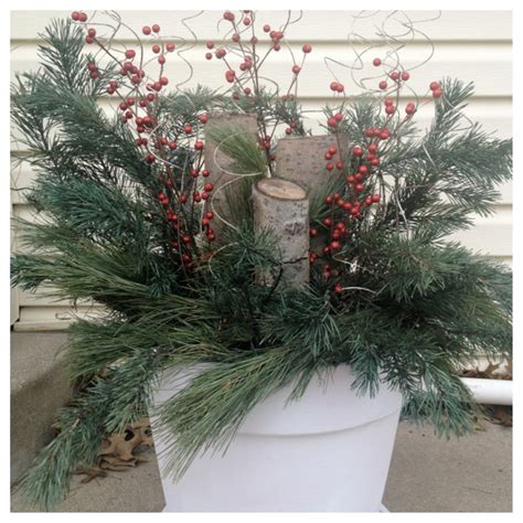 holiday outdoor crafts christmas pinterest