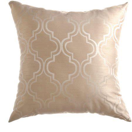 walmart pillows decorative softline patola decorative pillow walmart