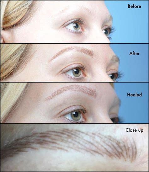 tattoo eyebrows for alopecia alopecia can suck it atlanta browdiaries browlife