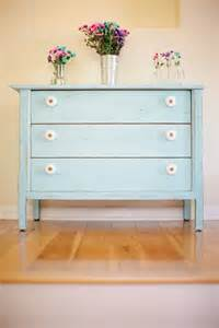 powder blue shabby chic dresser decoist