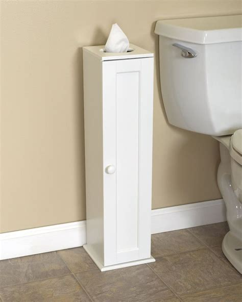 Bathroom Toilet Cabinet Tissue Storage Cabinet Zenith Country Cottage Toilet Paper Holder Bathroom Bath Ebay