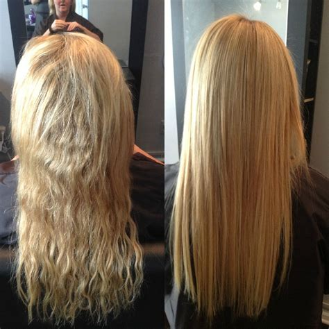 best keratin treatment for bleached platium hair keratin hair by zaklina