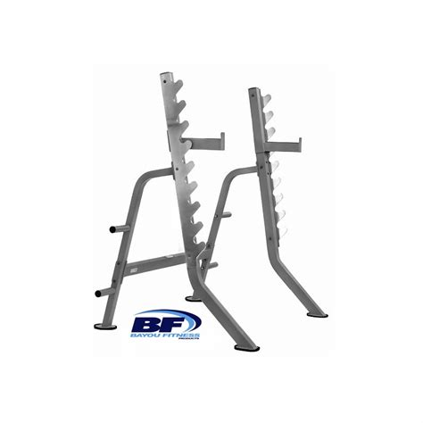 Olympic Weight Bench With Squat Rack by Olympic Squat Rack Combo
